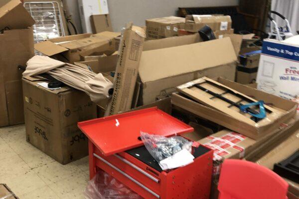big box items